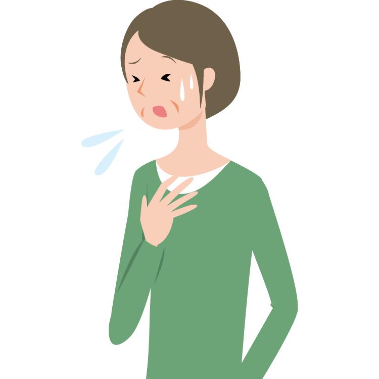 呼吸困難の原因 症状・疾患ナビ   タケダ健康サイト