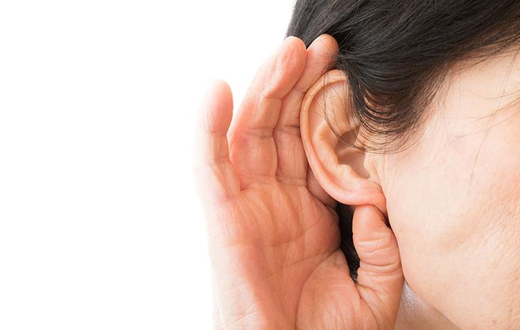 耳が聞こえにくい(難聴)の原因...
