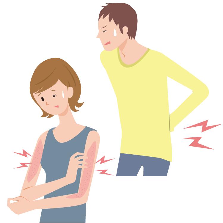 神経痛の原因 症状・疾患ナビ   健康サイト