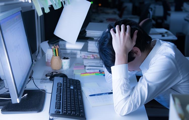 ストレスの原因 症状・疾患ナビ | タケダ健康サイト